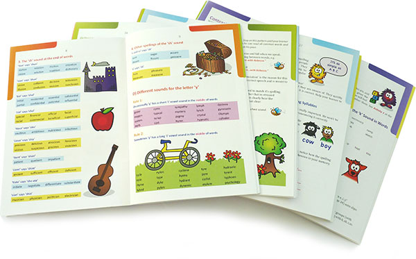 Reading & Spelling Made Simple Pages