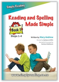 Reading and Spelling Made Simple Book 1