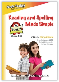 Reading and Spelling Made Simple Book 2