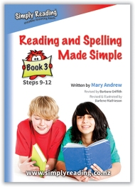 Reading and Spelling Made Simple Book 3