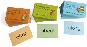 300 Basic Sight Words Cards
